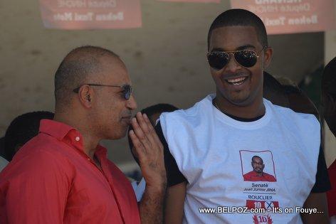 Steeve Khawly, Ti Ansito - Bouclier Election Campaign Hinche Haiti