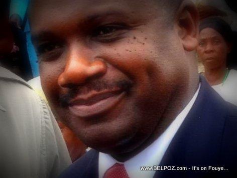 Haiti Depute Louis-Marie Bonhomme