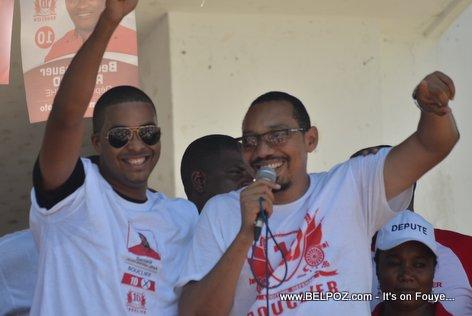 Ti Ansito, Junior Jiha - Bouclier Election Campaign Hinche Haiti