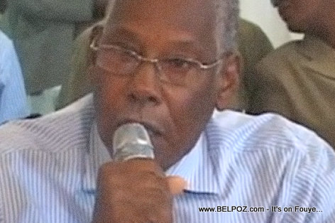 PHOTO: Paul Denis - Parti Politique INITE Haiti