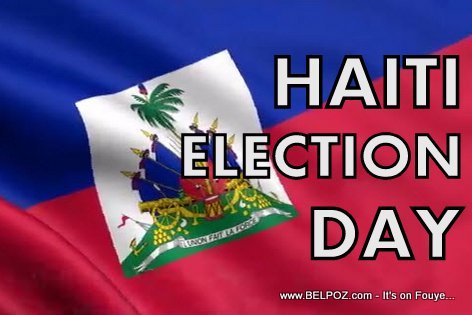 Haiti Election Day - 2015
