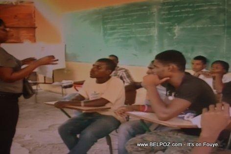 Haiti Election 2015 - Dépouillement