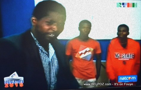 Moise Frantz, Marigot Candidate for Depute Arrested