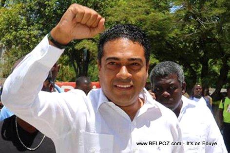 Jerry Tardieu - Candidat Depute Petionville