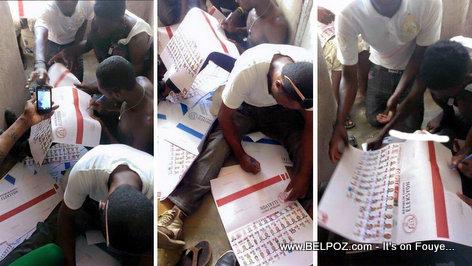 Haiti Elections - Gade Moun ki ap VOTE pou Nou