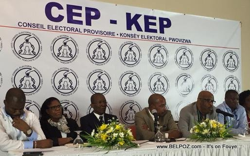 PHOTO: Haiti CEP - KEP