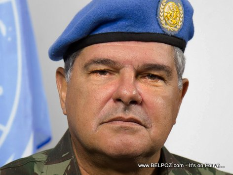 PHOTO: Jose Luiz Jaborandy - Haiti MINUSTAH Lieutenant Commander