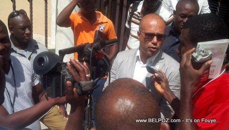 Haiti Elections President - Steeve Khawly soti Verifye Bilten Electoral yo...