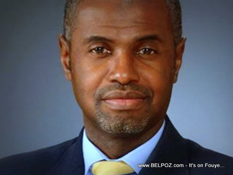 Rene Jean Jumeau - Ministre securite Energetique Haiti