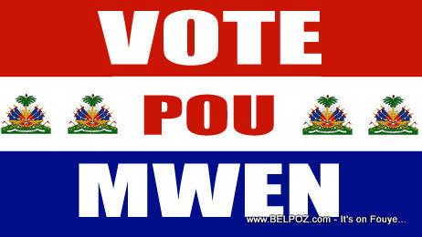 Haiti Elections - Vote Pou Mwen