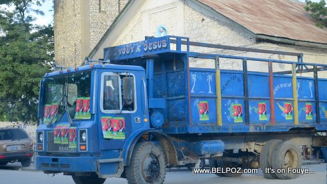 Platfom Pitit Desalin Campaign Hinche Haiti