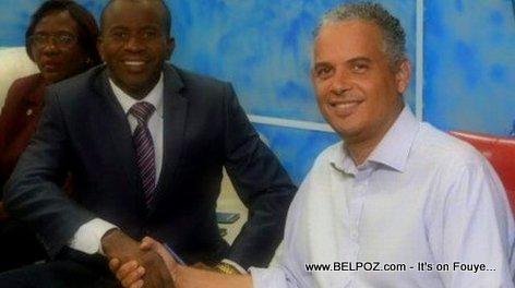 Haiti Elections - ZOKIKI Jean Renel Senatus, Alix Didier Fils-Aime