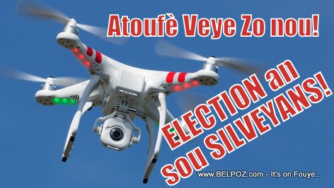 PHOTO: Haiti Elections - Drones Camera Surveillance to be Used in Haiti Elections
