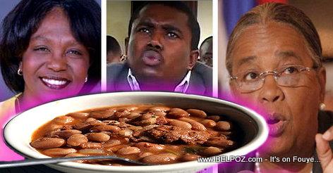 Haiti Elections - Andre Michel, Mirlande Manigat, Yo Bwè PWA...