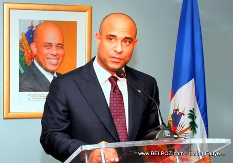 Laurent Lamothe - Ex Prime Minister of Haiti