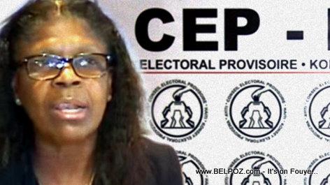 Haiti CEP - Marie Carmel Paul Austin