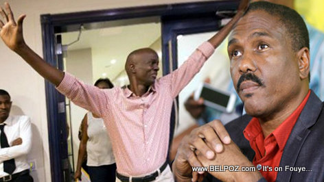 Haiti Elections - Jovenel Moise vs Jude Celestin, Jovenel kontan, Jude fache... Poukisa?