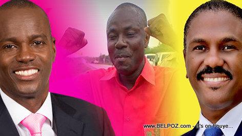 Haiti Jovenel Moise vs Jude Celestin ou vs Moise Jean-Charles
