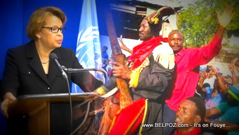 Moise Jean Charles Vs Sandra Honoré (MINUSTAH)