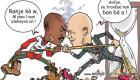 PHOTO Haiti Caricature Moise Jean