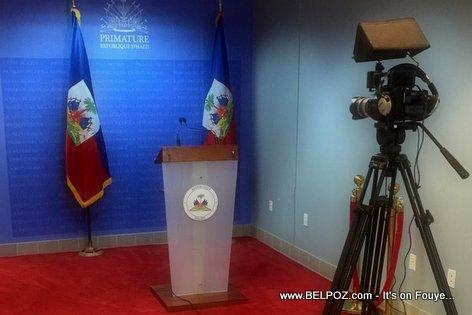 Haiti Primature - Bureau du Premier Ministre