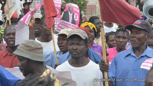 Haiti Centre - Section Communale yo mande Election Prezidan, AZEK ak KAZEK