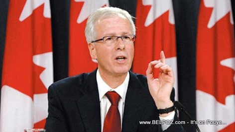 Stephane Dion - Canada Minister of Foreign Affairs