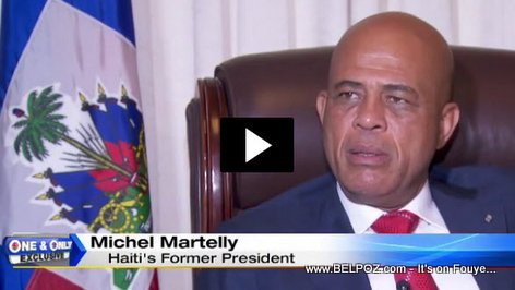 Michel Martelly - Haiti's Former President Exclusive Interview