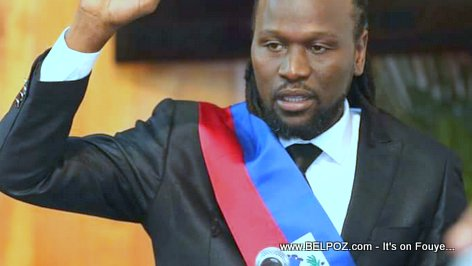 PHOTO: Haiti - Senateur Antonio 'Don Kato' Cheramy