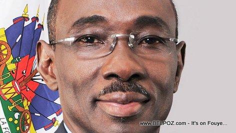 Evans Paul - Prime Minister of Haiti