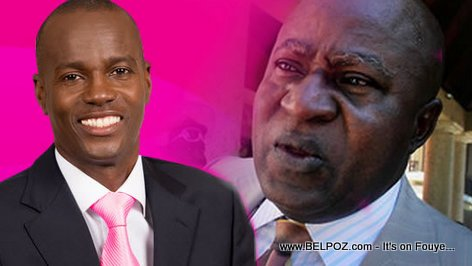 PHOTO : Haiti : Jovenel Moise - Reynold Georges