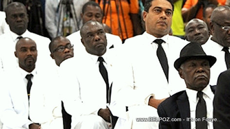 Haiti Senateurs et Deputés en Assemblée Nationale