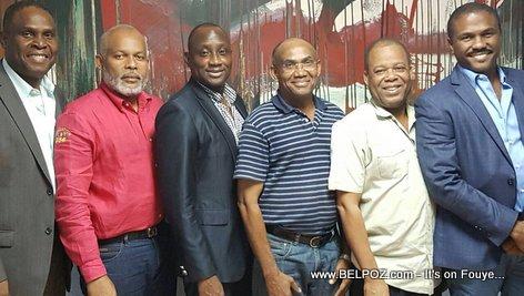 Haiti G8 - 2ème rencontre du G8 pour le mois de Mai