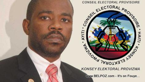 PHOTO: Haiti - Mosler Georges, CEP Directeur Executif