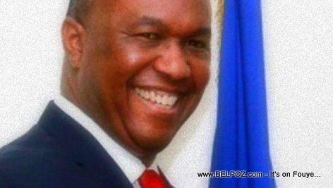 PHOTO: Eustache St-Lot, ancien directeur general du BMPAD