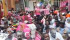 PHOTO Haiti Manifestation Zonbi
