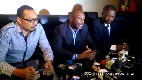 Jean Junior Jiha, Nawoom Marcellus - Platform Bouclier