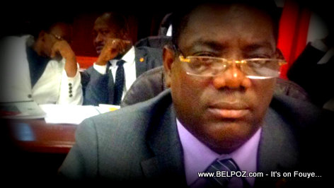 PHOTO: Haiti Senateur Ronald Lareche