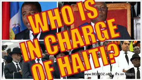 Who is in Charge of Haiti?
