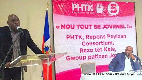 PHTK Conference de Presse