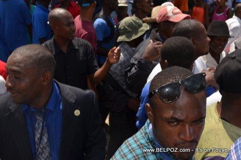 PHOTO: Haiti Depute Rony Celestin, Candidate for Senator