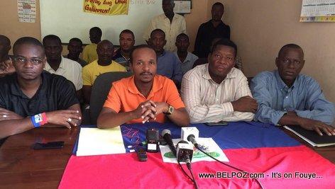 PHOTO: Haiti - Table de Concertation de l'Opposition