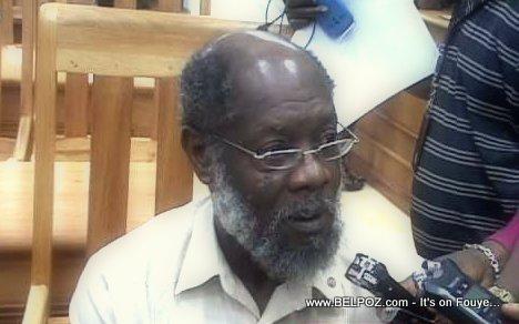 Wesner Polycarpe - Haiti Senator