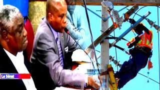 AUDIO: Haiti - En Direct nan Senat a, TANDE kijan gwoup blackawout la ap fe leta depanse lajan pou kontra kouran nan peyi a.