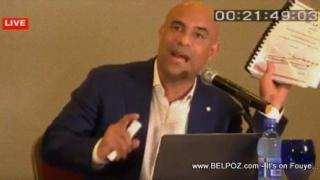 RE: VIDEO: Haiti - Le Premier ministre Laurent Lamothe a detruit le rapport PetroCaribe par les senateurs Beauplan, Don Kato et Nenel Cassy