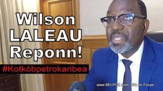 VIDEO: Kote Kob PetroCaribe a? Reponse de Wilson Laleau