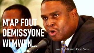 AUDIO: Haiti - Tande pouki rezon PM Jean Henry Ceant sou wout pou remet demisyon l bay prezidan Jovenel Moise